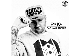 Pie Kei - Rap Aus Granit  - (CD)