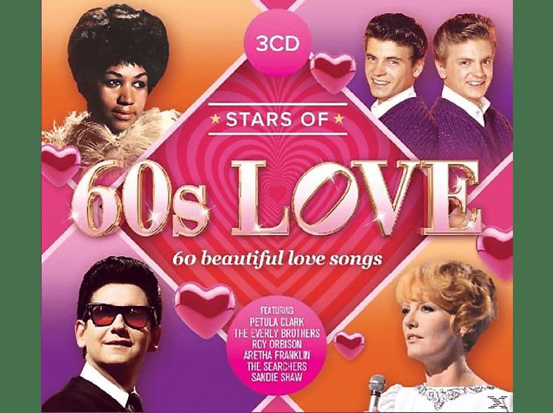 VARIOUS - STARS OF 60S LOVE [CD]