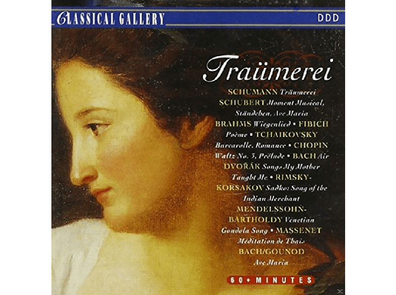 Bohdan Warchal, Slovak Chamber Orchestra - Traumerei [CD]