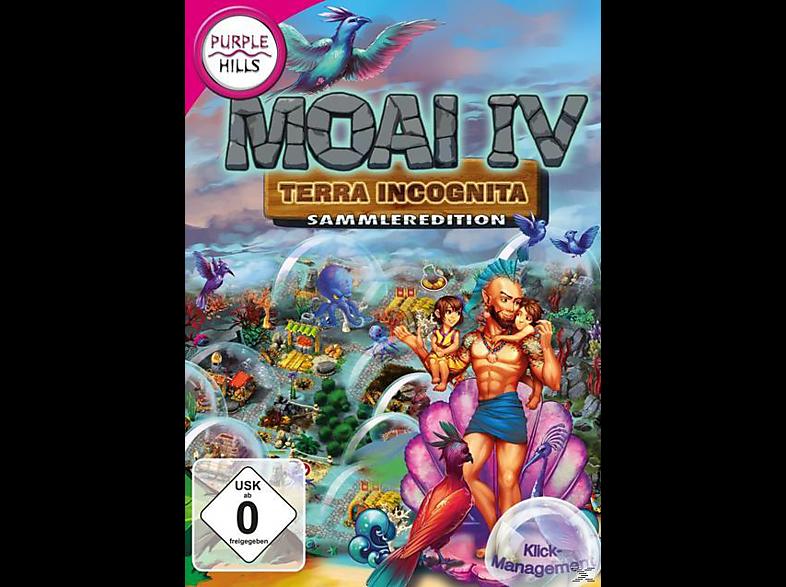 Moai 4: Terra Incognita - Sammleredition (Purple Hills) [PC]