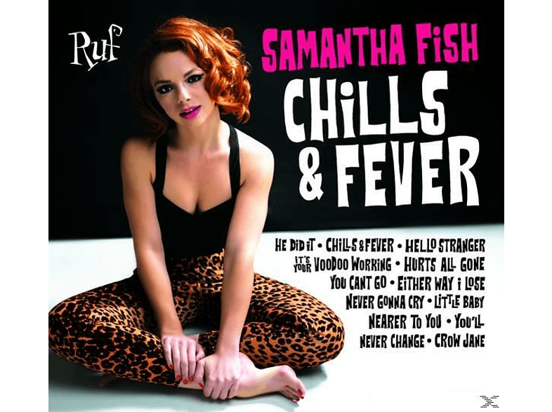 Samantha Fish - Chills & Fever (180g Vinyl) [Vinyl]