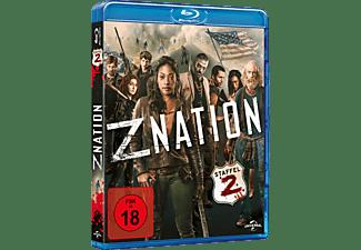 Z Nation - Staffel 2 [Blu-ray]