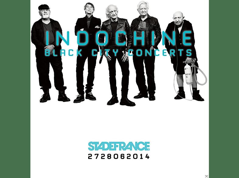 Indochine - Black City Concerts [DVD]