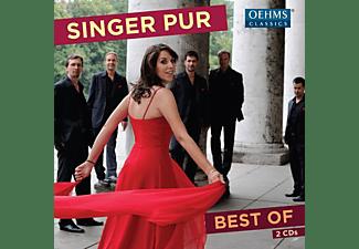 Singer Pur - Best of Singer Pur  - (CD)