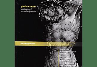 Guido Mancusi - Passio Domini Secundum Joannem  - (CD)