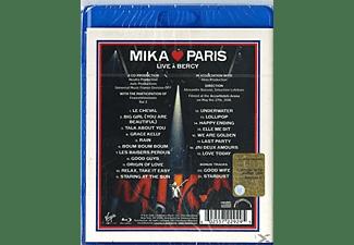 Mika - Mika Love Paris (Bluray)  - (Blu-ray)