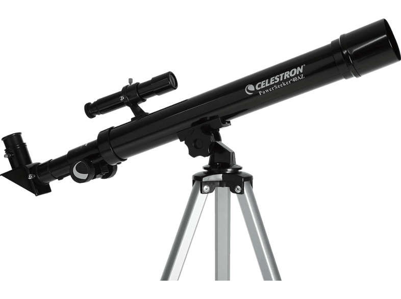 CELESTRON 821598 PowerSeeker 40 AZ 50x, 20x, 40 mm, Teleskop
