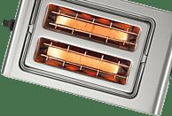 BOSCH TAT7S25 Toaster Grau/Schwarz (1050 Watt, Schlitze: 2)