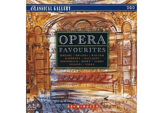 VARIOUS - Opera Favourites - (CD)