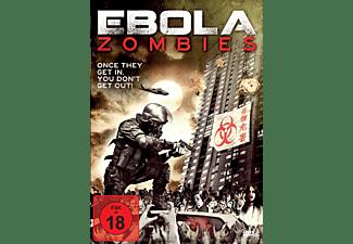 Ebola Zombies DVD