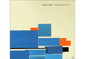 Rafalel Toral - Space Elements 1  - (CD)