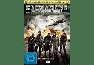 Kriegsfilm Box - Edition 2 DVD