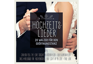 VARIOUS - Hochzeitslieder-20 Walzer Für Den Eröffnungstanz  - (CD)