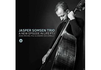 Jasper Trio Somsen - A New Episode In Life Pt.I  - (CD)