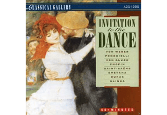 VARIOUS - Invitation To The Dance - (CD)