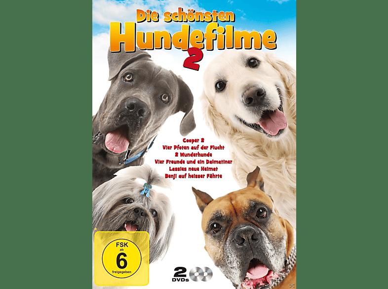 Die schönsten Hundefilme - Edition 2 [DVD]