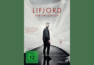 Lifjord - Der Freispruch - Staffel 2 DVD