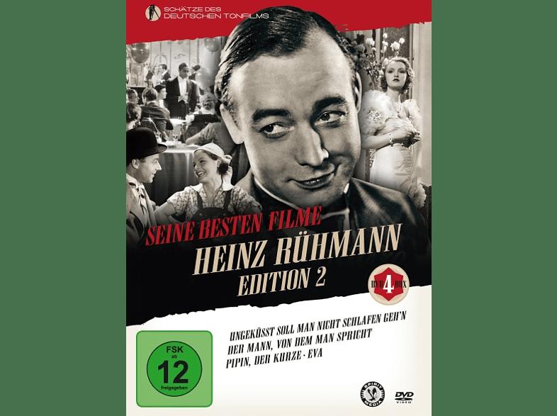 Heinz Rühmann Edition 2 - Seine besten Filme (Neuauflage) [DVD]