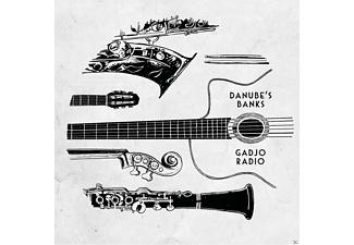Danube's Banks - Gadjo Radio - (CD)