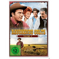Rauchende Colts - Staffel 2 [DVD]