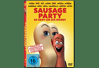 Sausage Party - Es geht um die Wurst DVD