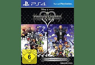 KINGDOM HEARTS HD 1.5 + 2.5 ReMIX - [PlayStation 4]