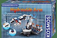 KOSMOS 620479 Hydraulik-Arm Experimentierkasten, Mehrfarbig