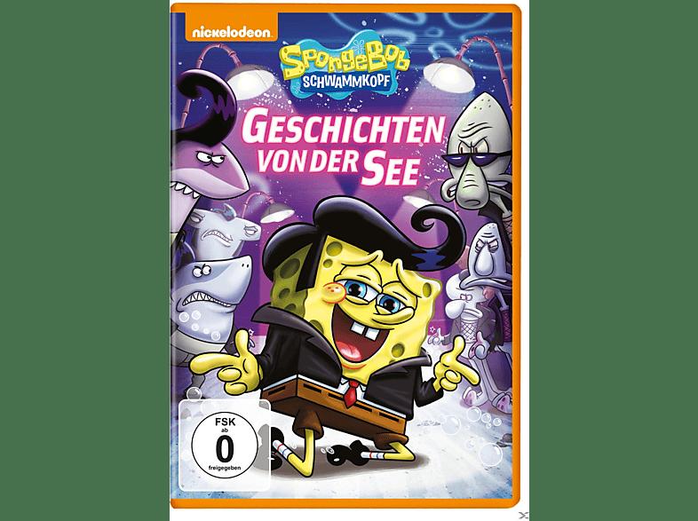 Spongebob Schwammkopf - Sea Side Story [DVD]