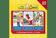 Meine Freundin Conni (tv-hörspiel) - Meine Freundin Conni-3-CD Hörspielbox Vol.2 - (CD)