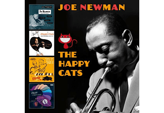 Joe Newman - The Happy Cats - (CD)