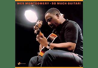 Wes Montgomery - So Much Guitar!+1 Bonus Track (180g Vinyl)  - (Vinyl)