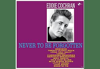 Eddie Cochran - Never To Be Forgotten+4 Bonus Tracks (180g Vinyl  - (Vinyl)