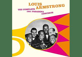 Louis Armstrong - The Complete 1951 Pasadena Concerts+5 Bonus  - (CD)