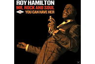 Roy Hamilton - Mr.Rock And Soul+You Can Have Her+6 Bonus [CD]
