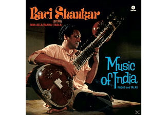 Ravi Shankar - Ragas & Talas (Ltd.180g Vinyl)  - (Vinyl)