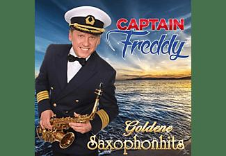 Captain Freddy - GOLDENE SAXOPHONHITS  - (CD)