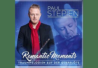 Paul Stepien - ROMANTIC MOMENTS-TRAUMMELODIEN AUF DER QUERFLÖTE  - (CD)