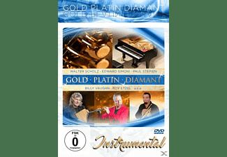 VARIOUS - INSTRUMENTAL - GOLD-PLATIN-DIAMANT  - (DVD)