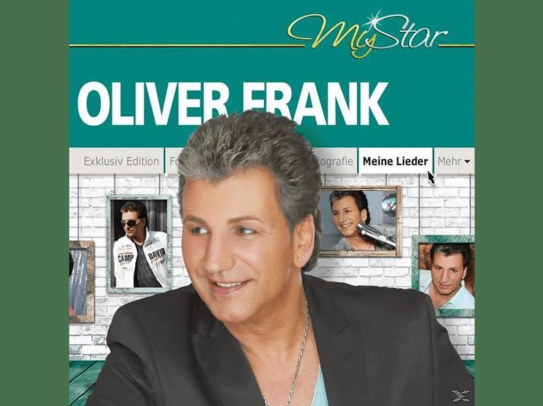 Oliver Frank - My Star [CD]