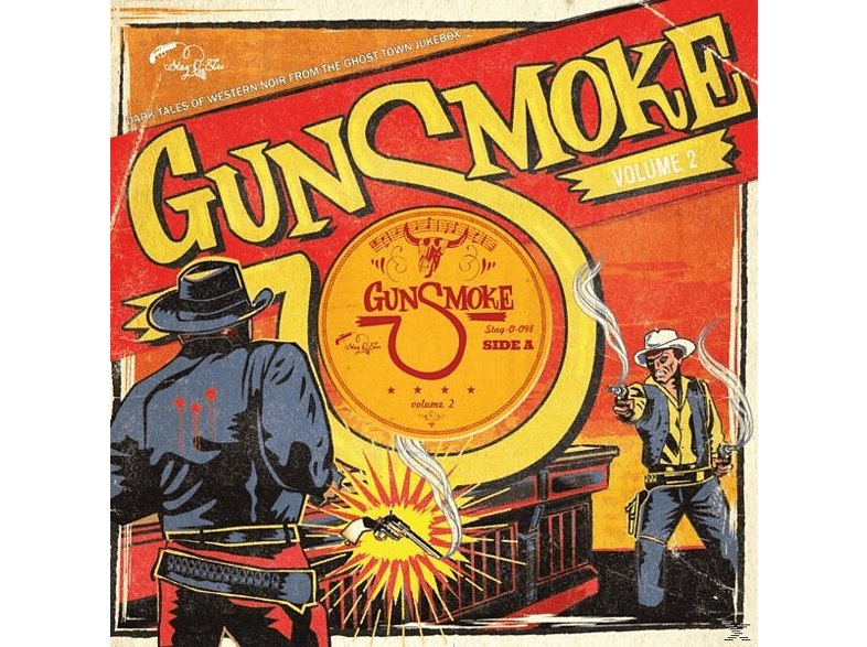 VARIOUS - Gunsmoke 02 [Vinyl]
