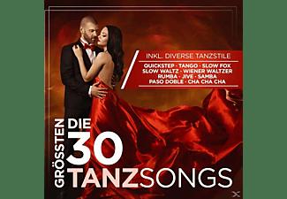 VARIOUS - DIE 30 GRÖSSTEN TANZSONGS  - (CD)