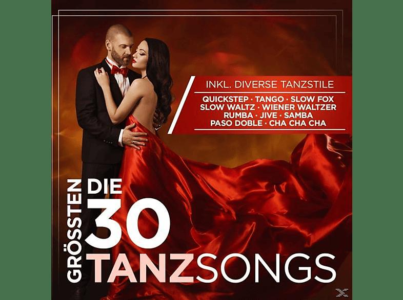 VARIOUS - DIE 30 GRÖSSTEN TANZSONGS [CD]