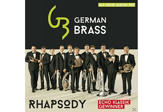 German Brass - RHAPSODY  - (CD)
