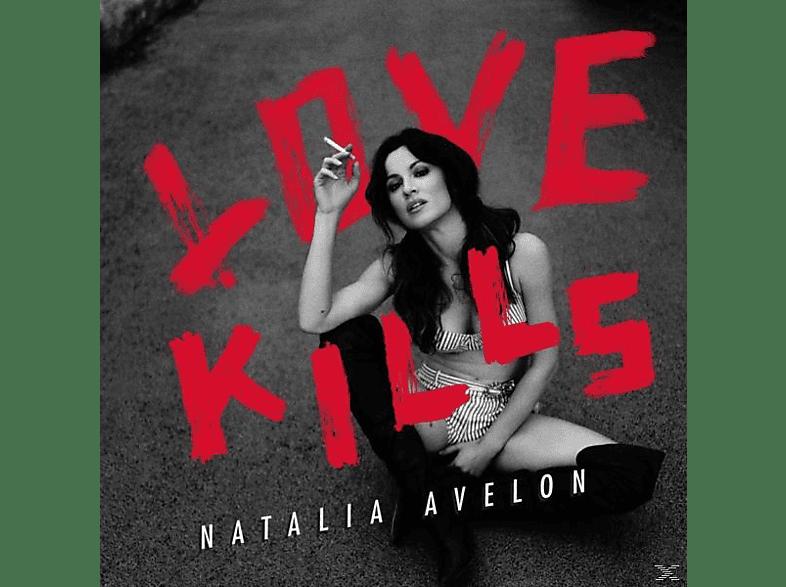 Natalia Avelon - LOVE KILLS [CD]