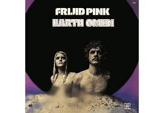 Frijid Pink - EARTH OMEN  - (Vinyl)
