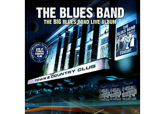 The Blues Band - BIG BLUES BAND LIVE ALBUM  - (CD)