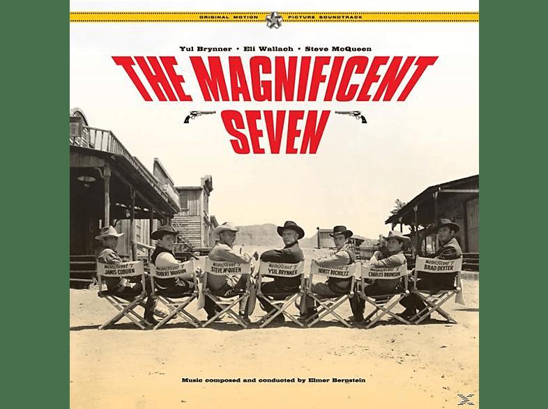 Elmer Bernstein - The Magnificent Seven-The Complete Original [Vinyl]