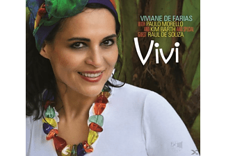 De Farias,Viviane With Morello,Paulo & Barth,Kim - VIVI - (CD)