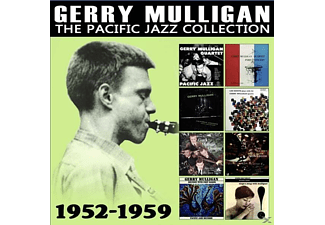 Gerry Mulligan - The Pacific Jazz Collection 1952-1959 - (CD)
