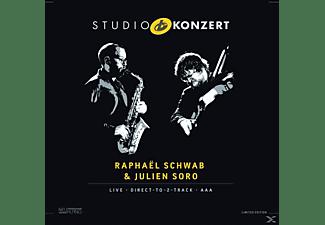 Schwab Soro - Studio Konzert [180g Vinyl Limited Edition]  - (Vinyl)